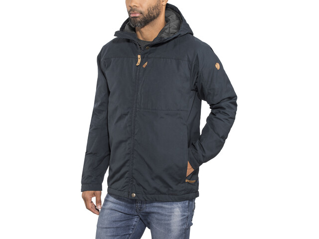 official photos 772be a5979 Fjällräven Kiruna Jacke Padded Herren dark navy
